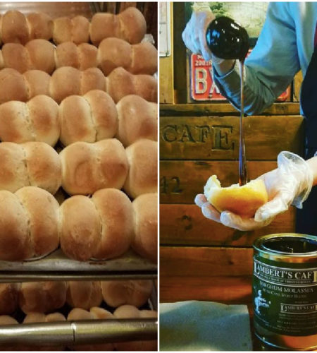 Make Lambert's Famous Throwed Rolls At Home