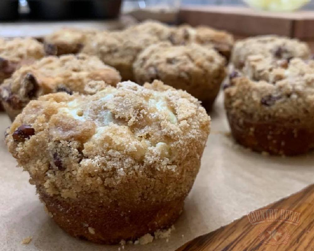 Banana Bread Cheesecake Muffins Recipe – For Brunch Or Dessert