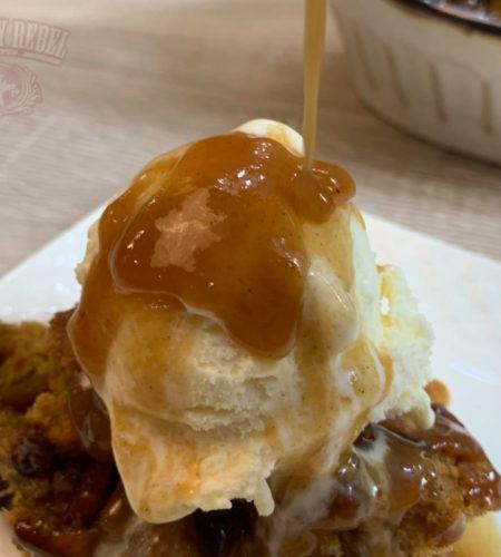 Perfect Pumpkin Pecan Cobbler Recipe – Makes Its Own Sauce