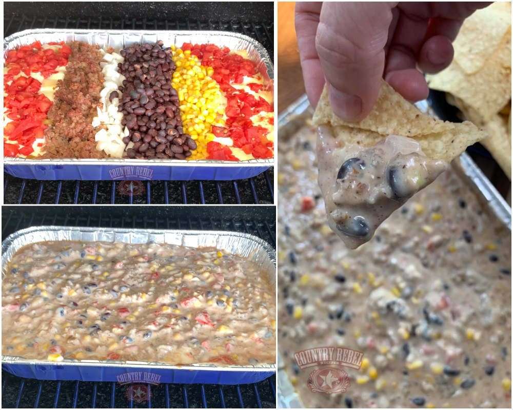 Easy Cheesy Cowboy Campfire Queso – On The Grill