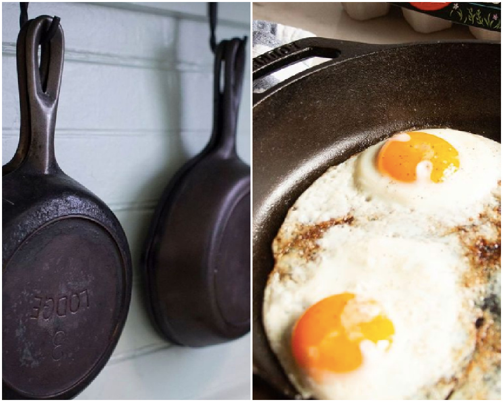 4 Reasons Why Cooking With Cast Iron Is Healthy