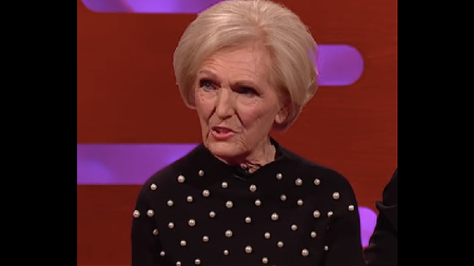 'British Baking Show' Star Mary Berry Arrested…Twice